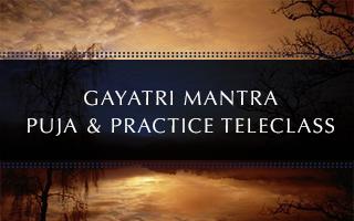 Gayatri and Puja